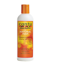 Cantu Natural Conditioning Creamy Hair Lotion, Shea Butter 355 ml