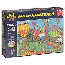 Jan van Haasteren The Balloon Festival 1000 Piece Jigsaw Puzzle NEW JUMBO GAMES
