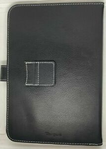 """NEW TARGUS Folio stand Universal Tablet Case 10.1"""" White and Black"""