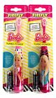 1X Set Firefly Barbie Turbo Power Battery Powered Soft Toothbrushes Limited