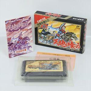 TENCHI WO KURAU 1 Famicom Nintendo 2013 fc