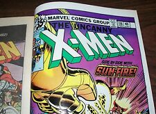 Uncanny X-Men #118 Reprint in Classic X-Men #24 from Aug 1988 in F/VF NS