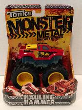 Tonka Monster Metal Hauling Hammer Truck Diecast Body