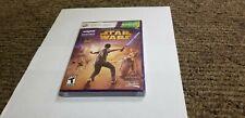 Kinect Star Wars (Microsoft Xbox 360, 2012) new