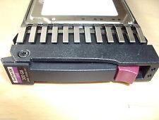 """HP 300gb Dual Port 2.5"""" SAS Festplatte 493083-001 dl360 g5"""