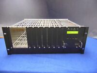 Wavecom MA4002D IF Up Converter Rackmount Chassis w/ Power Unit No QAMS