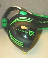 Vertical Groove Driver 10.5* White / Black (Head Only) RH **NEW**