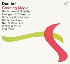 Duo Art  Creating Magic [CD]