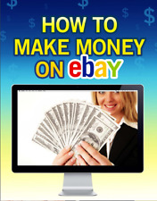 How to make money on ebay - FULL RESELL RIGHTS pdf ebook email free Shipping