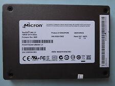SSD Micron C400 | FW: 0609 | 128 GB