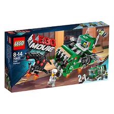 LEGO 70805 THE  MOVIE Müllschlucker NEU und OVP