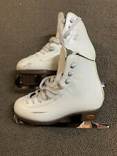 Riedell 110 Figure Ice Skates