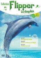 COLLECTION FLIPPER LE DAUPHIN SAISON 1 DVD 03