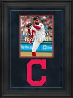 "Cleveland Indians Deluxe 8"" x 10"" Vertical Photograph Frame with Team Logo"