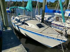 1986 O'Day 272 Sailboat