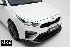 OEM Color Front Bumper Splitter ABS For KIA CERATO FORTE K3 2018,2019,2020,2021