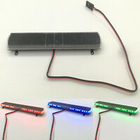 Colorful LED Light Bar Set for 1/14 Tamiya Scania Volvo 56360 Actros RC Truck