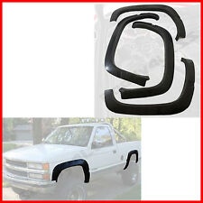 For 88-98 Chevy GMC C/K Truck Tahoe Suburban Fender Flares Protector OE Style