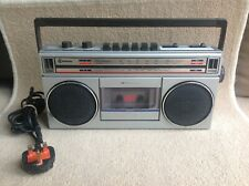 Samsung ST-F45L Stereo Radio Cassette Recorder Player Boombox Vintage