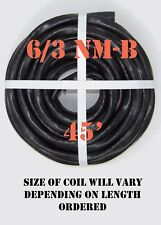 6//3 W//GRND UF-B 100 FT OUTDOOR DIRECT BURIAL SUNLT RESIST WIRE//CABLE MADE IN USA
