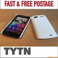 HTC SENSATION 4G WHITE CASE / COVER FOR G14 Z710E G18 Z715E * UK SELLER *