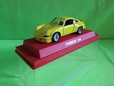 VEREM  1:43  PORSCHE 911 CARRERA RS   - IN BOX  -  RARE SELTEN IN GOOD CONDITION