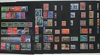 Bulgaria 1939/ strong collection of complete sets and singles to inc Mint Stamps