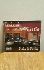 Make It Funky [PA] by DaLush & The Click (CD, Aug-2012) Brand New