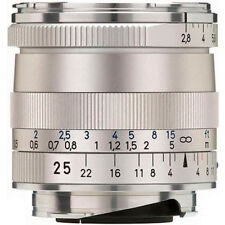 Zeiss 25mm Biogon F2.8 ZM Silver ( Leica) (fi)