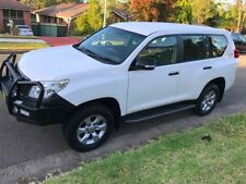 Four Wheel Drive Prado Cars