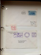 Lot 33 ( 2 ) Usa Stamp Covers - Skiing & Special Cancellations