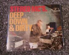 Stereo MC's - Deep Down & Dirty - CD Single - VGC