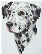 DALMATION NEEDLEPOINT COTTON TAPESTRY 3KIT  - 30 x 40 cm! SPECIAL FREE POST