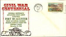 Event: Civil War Centennial - Sherman Captures Fort Mcallister 1964 Lot#766