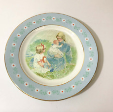 """Tenderness"" Avon Commemorative Plate Special Edition January 1974"