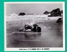 Orig ISABEL SARLI Sexy Bikini Y EL DEMONIO CREO A LOS NOMBRES Movie Photo 1960
