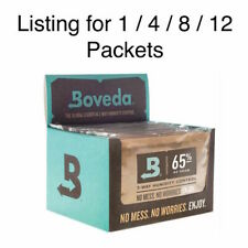 NEW Boveda 65% RH Humidity Control Large 60 Gram Size Individually Wrapped
