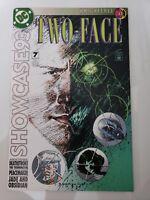 SHOWCASE '93 #7 (1993) DC COMICS BATMAN! KNIGHTFALL Pt 13!! TWO-FACE! NM