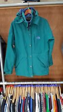VINTAGE THE NORTH FACE Gore Tex Giacca UK Taglia Media