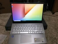 Asus VivoBook S15 Laptop S530F i3-8145U 2.30Ghz 6GB Ram 1TB HDD Windows 10 15.6""
