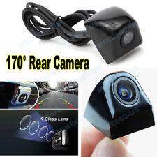 Waterproof CCD 170°HD Car Rear View Backup Camera Reverse Parking Night Vision