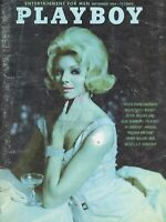 PLAYBOY SEPTEMBER 1964 Astrid Schulz Elke Sommer Henry Miller '61 Playmates (7)