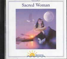 SACRED WOMAN - LLEWELLYN ( CD )