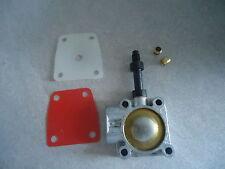 Lot NEUF Pompe à essence + bicones + siège et membrane Solex 330 1400 2200