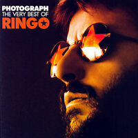 """NEW SEALED CD """"Ringo Starr"""" Photography The Very Best Of    (G)"""