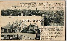Ansichtskarten aus Rheinland-Pfalz für Architektur/Bauwerk und Eisenbahn & Bahnhof