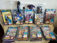 Exclusive Marvel Legends Bubble Boxes With Original Comics/Cards AND Some BAF