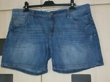 Next  Blue Denim Shorts Size 18.  Good Condition