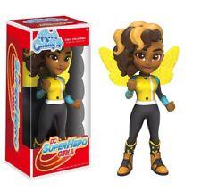 Funko - Rock Candy: Dc - Super Hero Girls - Bumble Bee Brand New In Box