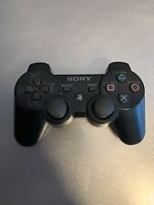 Sony PlayStation PS3 Dualshock 3 Sixaxis Wireless Controller Black